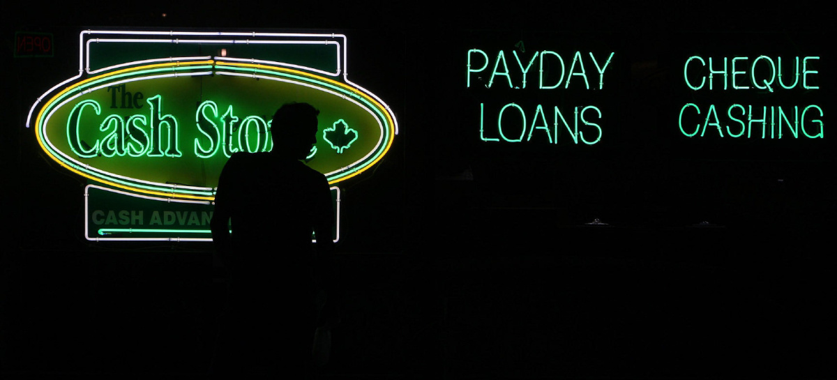 Ontario payday loans act
