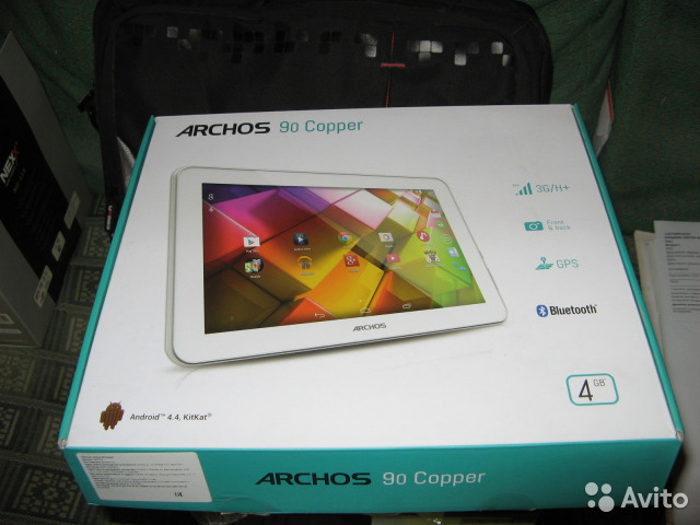 Archos 80 cobalt user guide