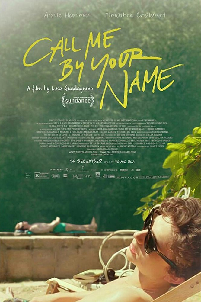 Watch Call Me by Your Name (2017) HD online