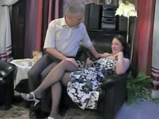 Wife changes her husband's sensuality