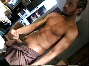 Sexy ebony mature clips