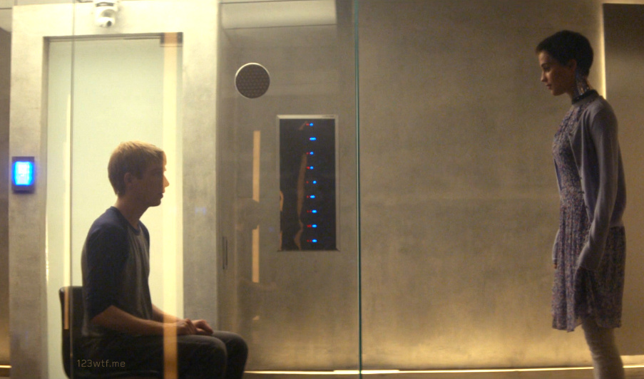 Ex Machina Movie Review - Common Sense Media