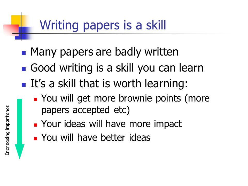 Write my google paper