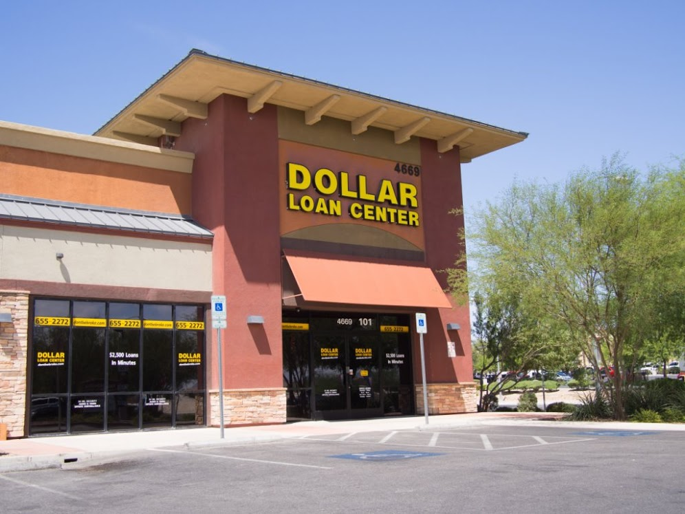 Loan centers in north las vegas