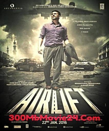 Watch Airlift Full Movie Online - 123movies