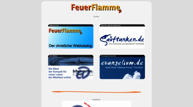 Partnervermittlung Feuer Und Flamme - VK