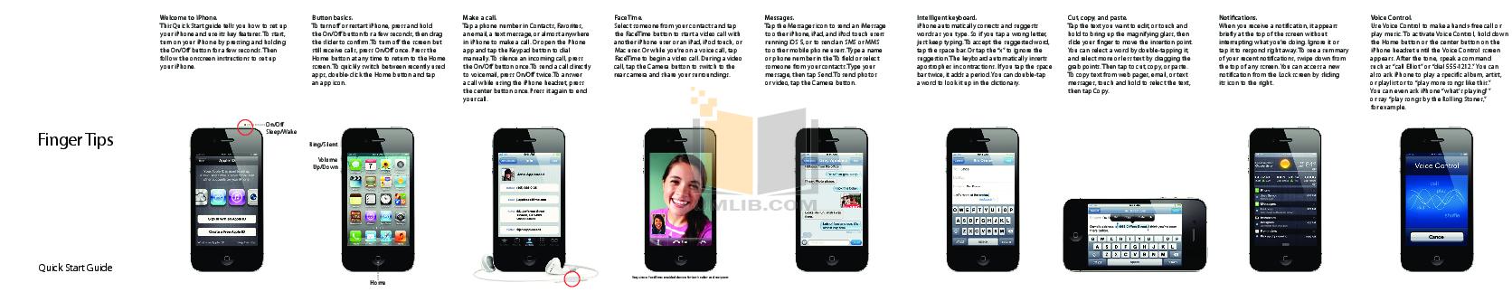 Guida utente iphone