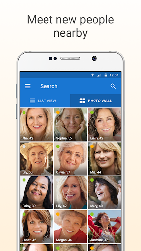 Dating app over 40