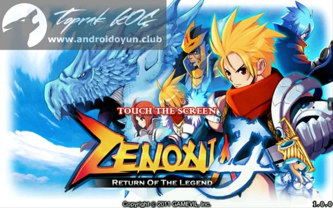 wnload zenonia s: rifts in time free (android)