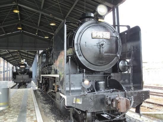 Xoom history museum japan railway