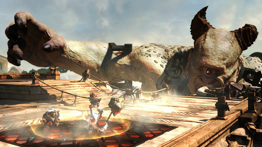 God Of War sur PS2 PS3 - Solution - WikiAstucesfr