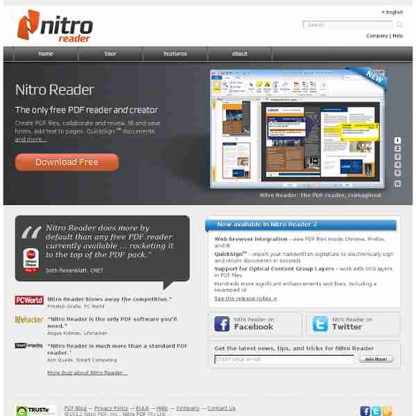 Tracker Software Products :: PDF-XChange Viewer, Free PDF