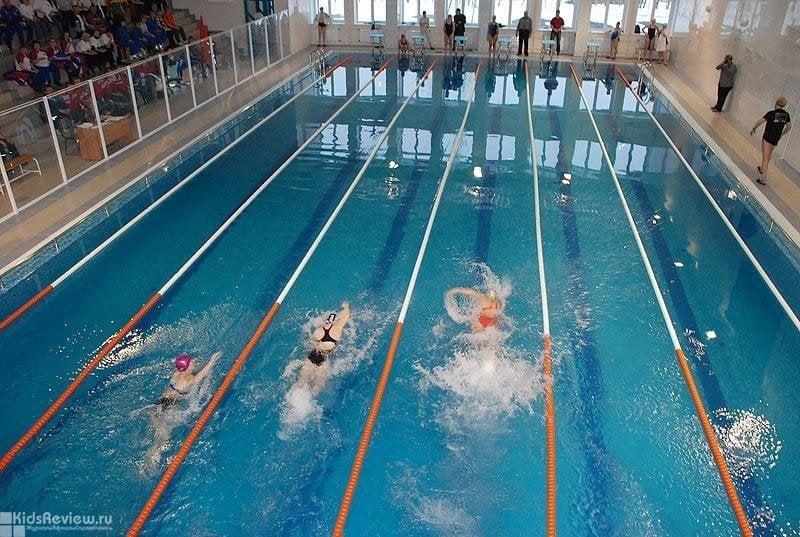 бассейн для детей от 3 лет хамовники