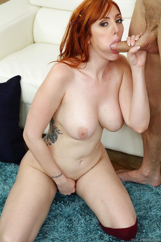 Free videos of hairy red heads
