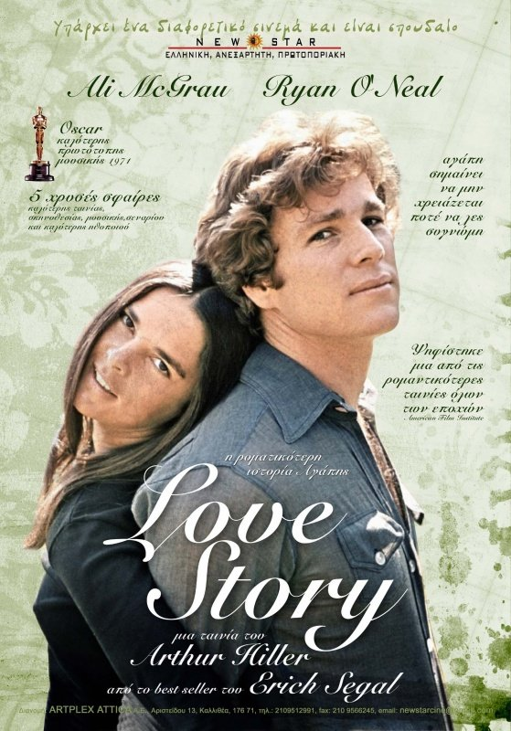 Watch Love Story (1970) Full Online - M4ufreecom