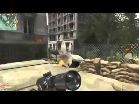 Call of Duty 4: Modern Warfare Cheats, Codes, and