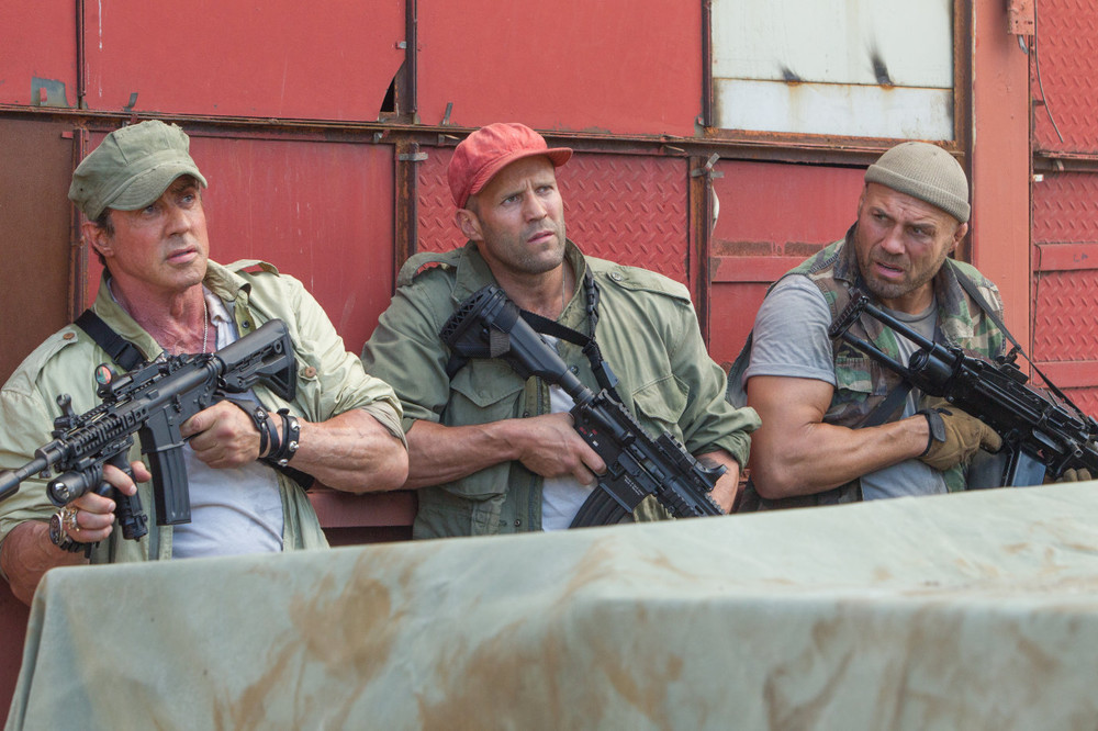 The Expendables 3 (2014) Dual Audio Hindi BluRay Movie