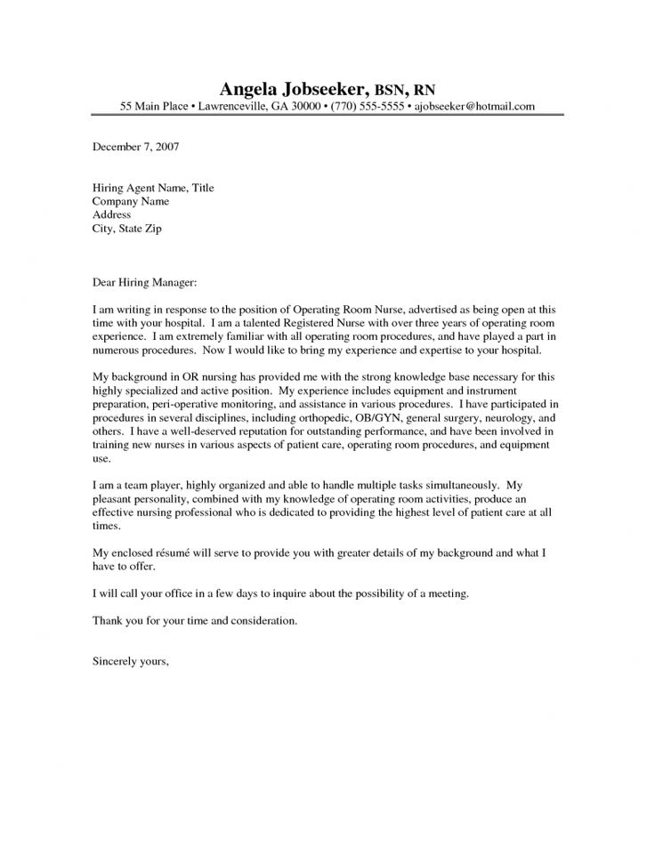 Sample Cover Letter (Sales Professionals, Entry Level and