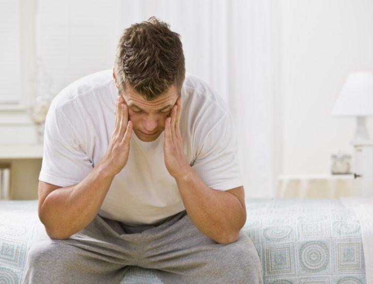 Причины импотенции у мужчин в 40 лет причины