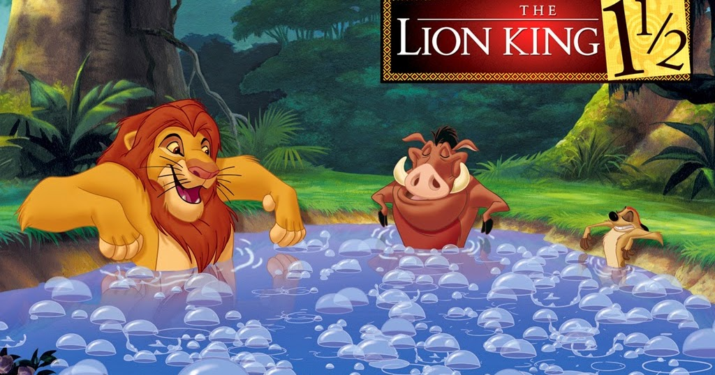 The Lion King 2: Simba's Pride Full Movie Online Free