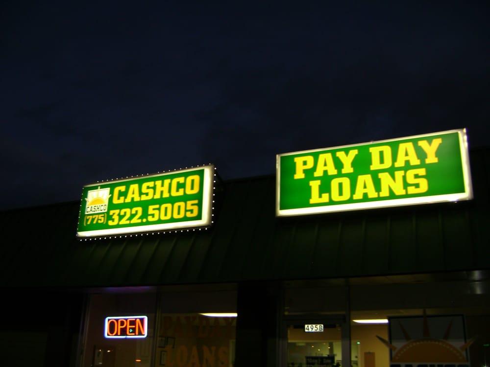 Reno payday advance