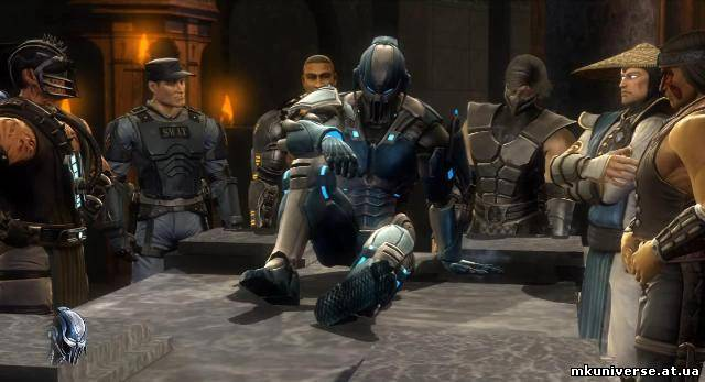 Mortal Kombat 9 The Full Movie All Story Mode Cutscenes