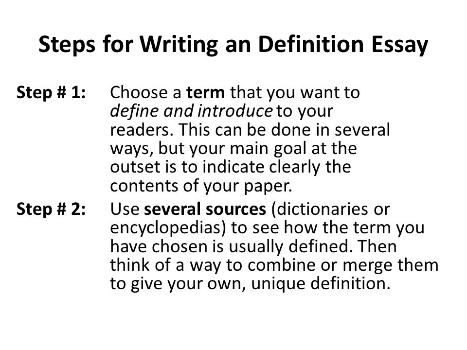 Write my definition essays topics