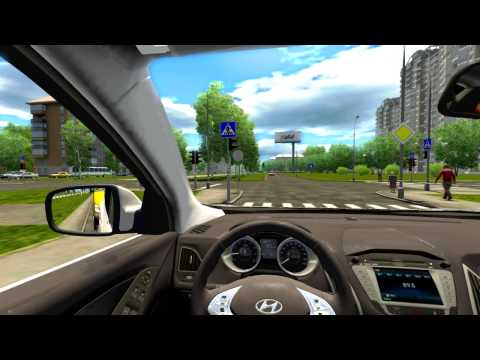 City Car Driving (3D инструктор) 15