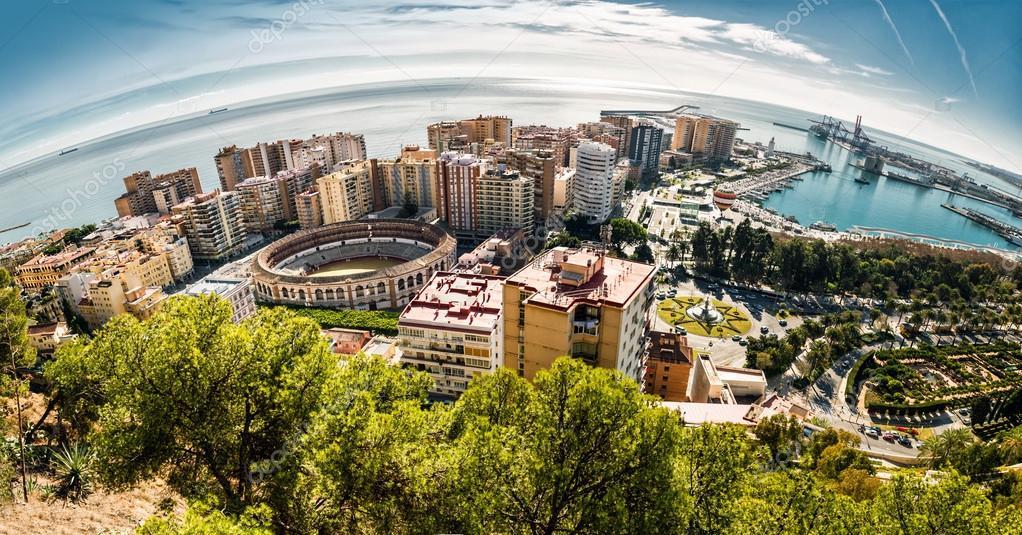Недвижимость в малага испания