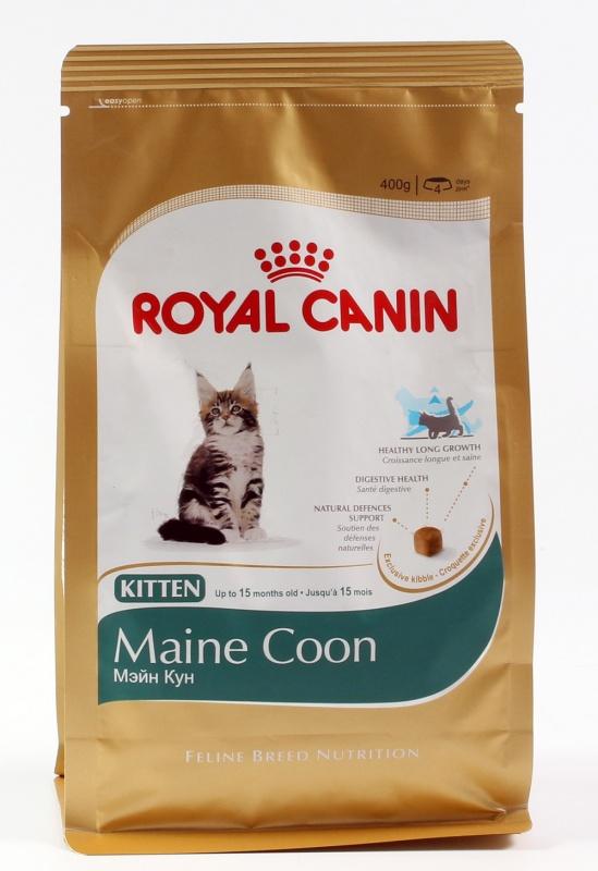 Корм royal canin мейн кун паучи