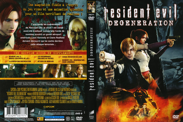 Watch Resident Evil: Degeneration quanlity HD with