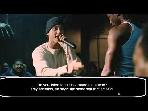 Mile Rap Battles (Eminem) With Lyrics - YouTube