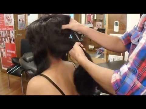 Bbw brunette natural tit