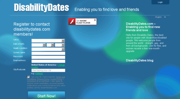 Best disabled dating site uk