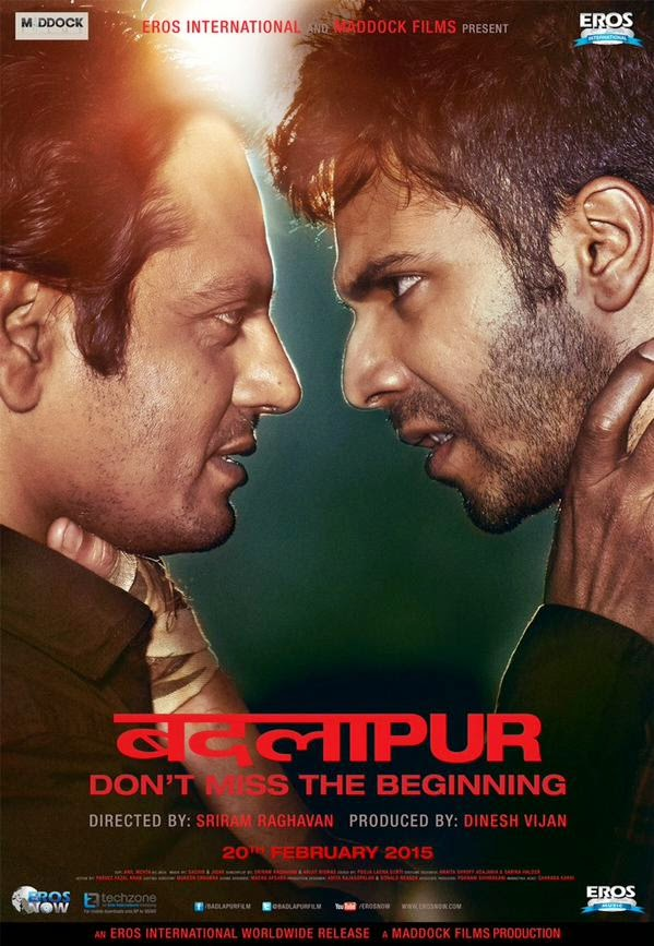 Badlapur Hindi Full Movie Watch Online 720p HD