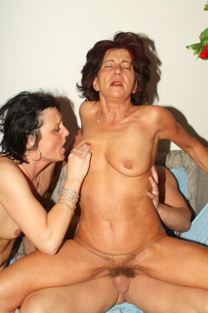 Triple penetration village girls