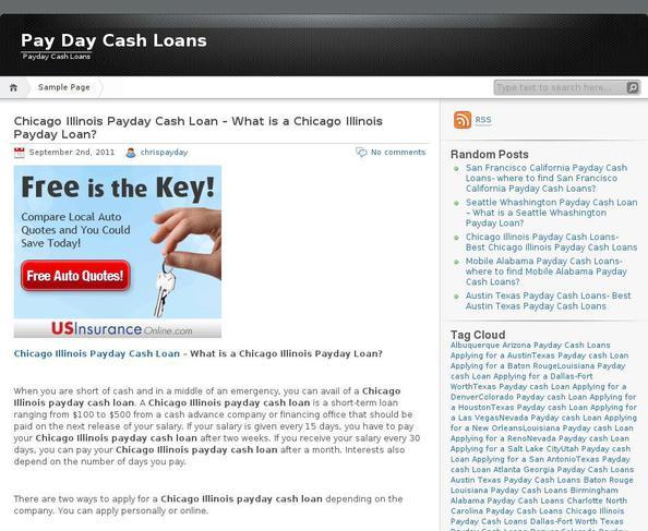 Seattle loan company