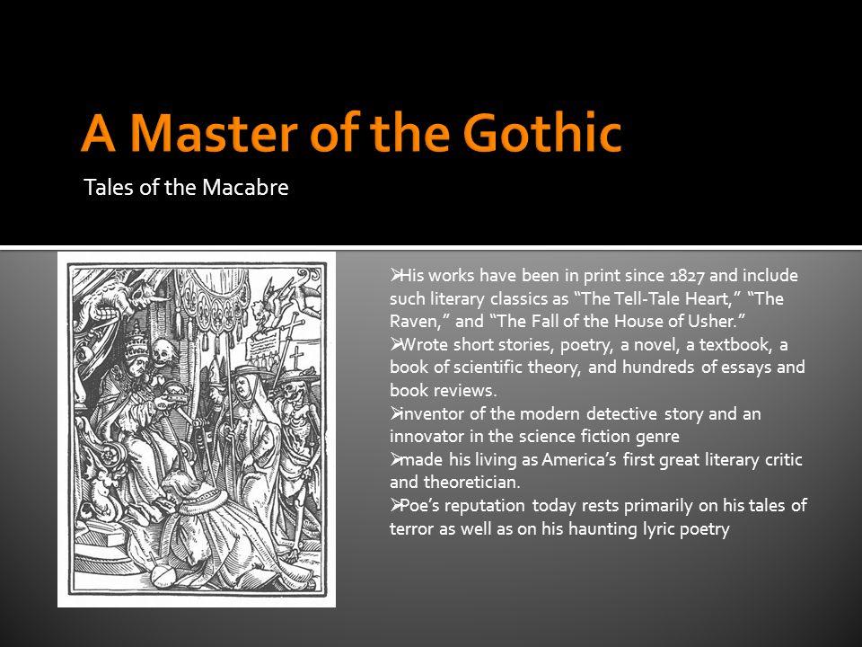 Gothic essays