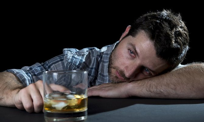 Как вывести человека из депрессии после запоя