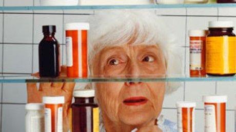 Лекарства от высокого давления для пожилых