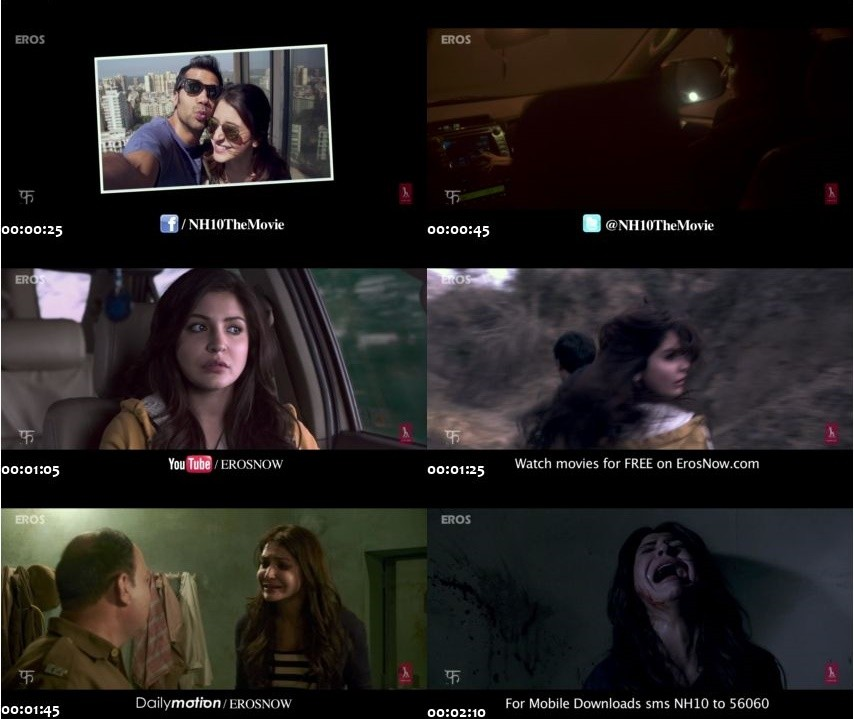 NH10 Hindi Full Movies Watch Online – Dailymotion