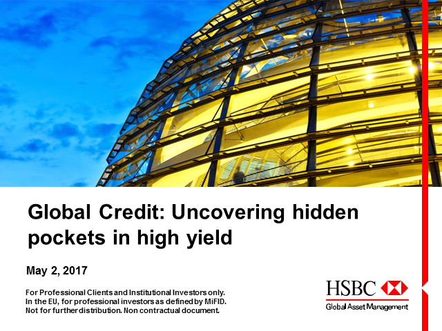 Hsbc high yield investment programs