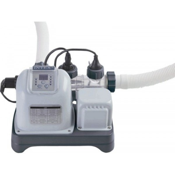 Bedienungsanleitung intex chlorinator