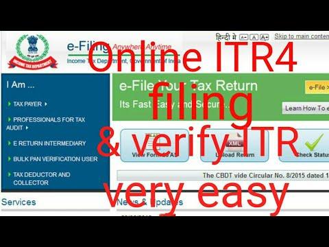 ITR-V Receipt status - incometaxreturnindiacom
