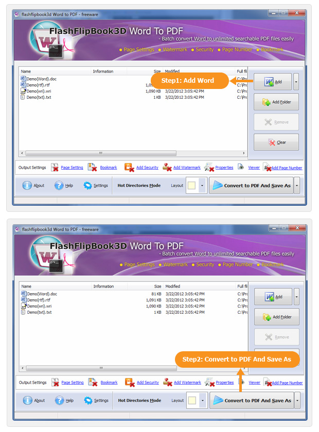 HTM to DOC - Free Online Converter - CoolUtils