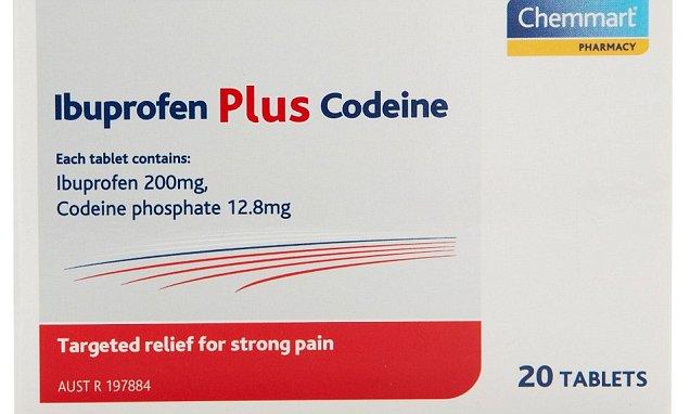 Codeine tabletten