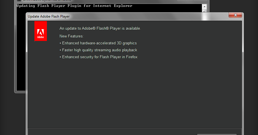 How to install Flash Player updates manually from Download