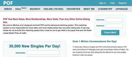 Plenty of fish mobile dating site