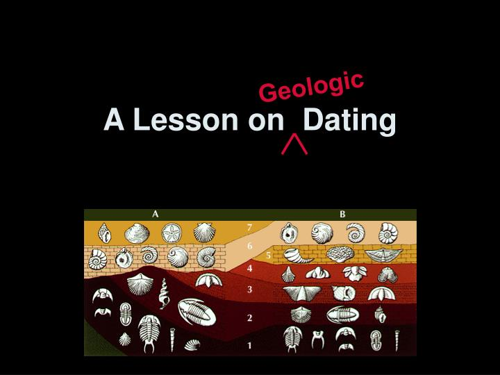 relative and absolute dating of rocks ppt