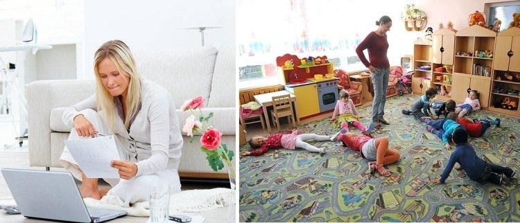 Как заработать денег сидя дома детям